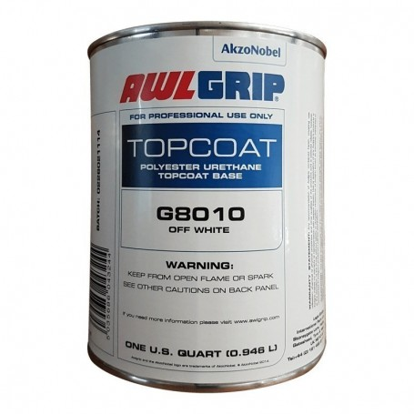 Awlgrip Topcoat Rood